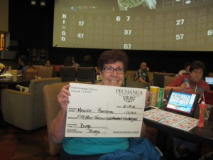 Pechanga Bingo Winner