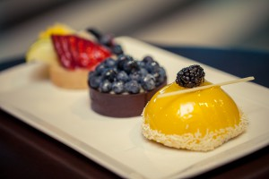 Lemon Cheesecake_BlueberryTart_FruitTart_sm