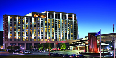 Exterior at Pechanga Resort & Casino