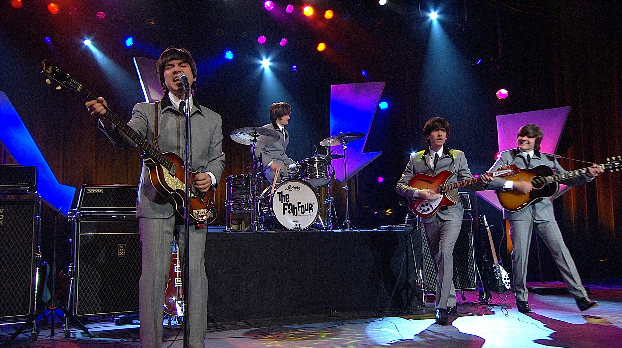 The Fab Four - The Ultimate Tribute Performing at Pechanga Resort & Casino January 9 & 10, 2015