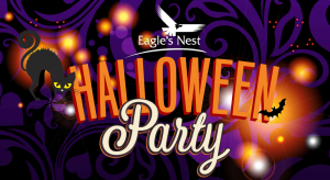 Eagle's Nest Halloween Poster