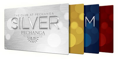 Pechanga Club Cards