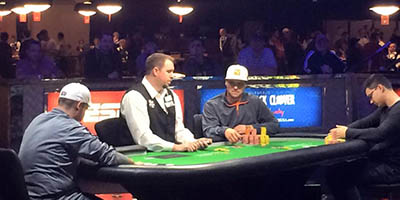 Pechanga Poker Supervisor Wins 1st Gold Bracelet