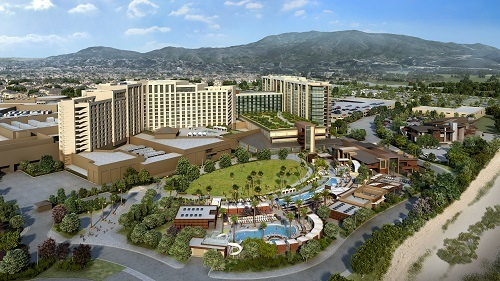 Pechanga Starts 285 Million Expansion Ushers In