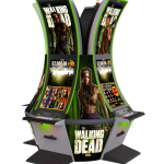Aristocrat The Walking Dead II Slot Game low res