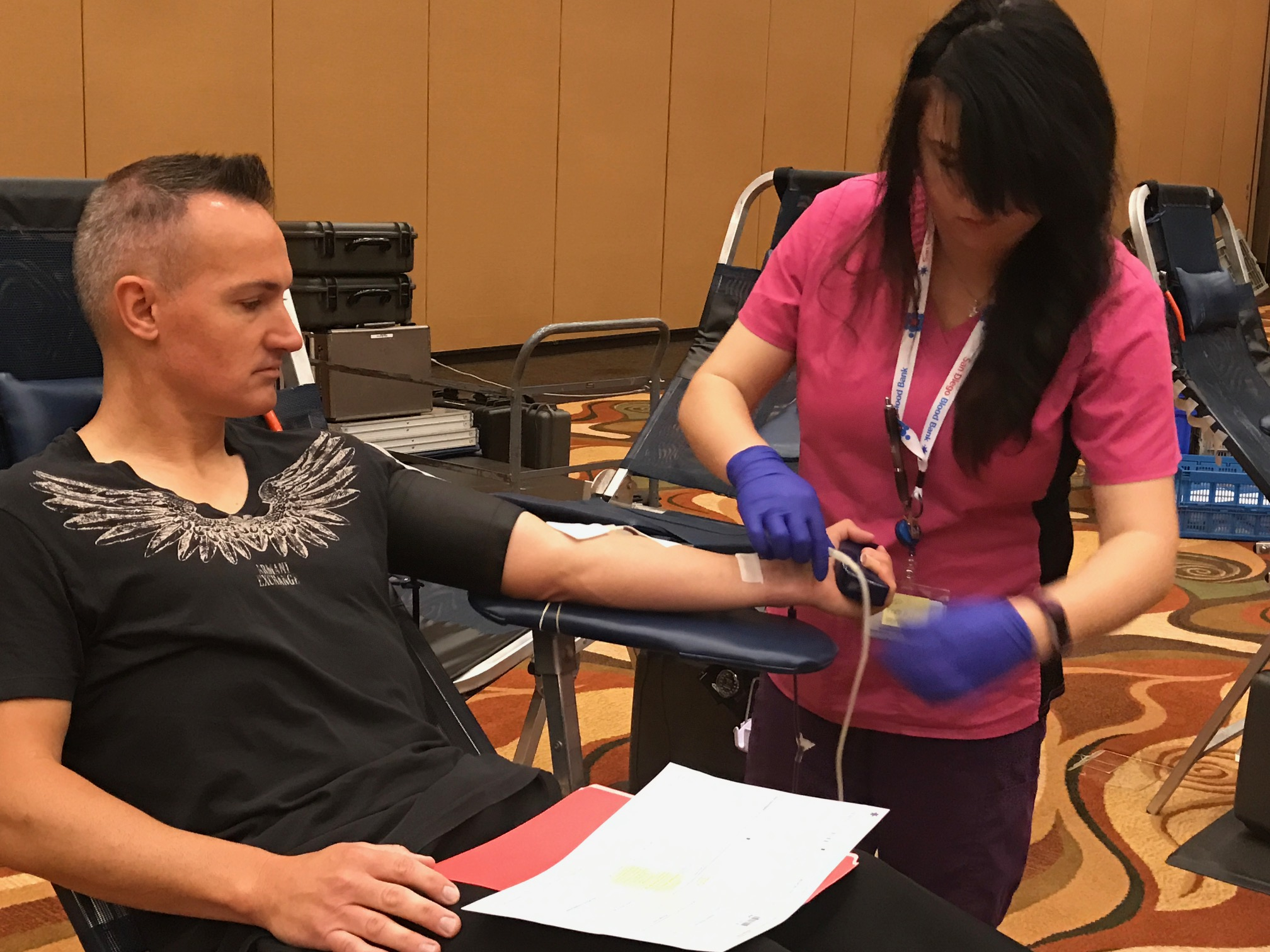 180 Lives Saved By Recent Blood Drive At Pechanga