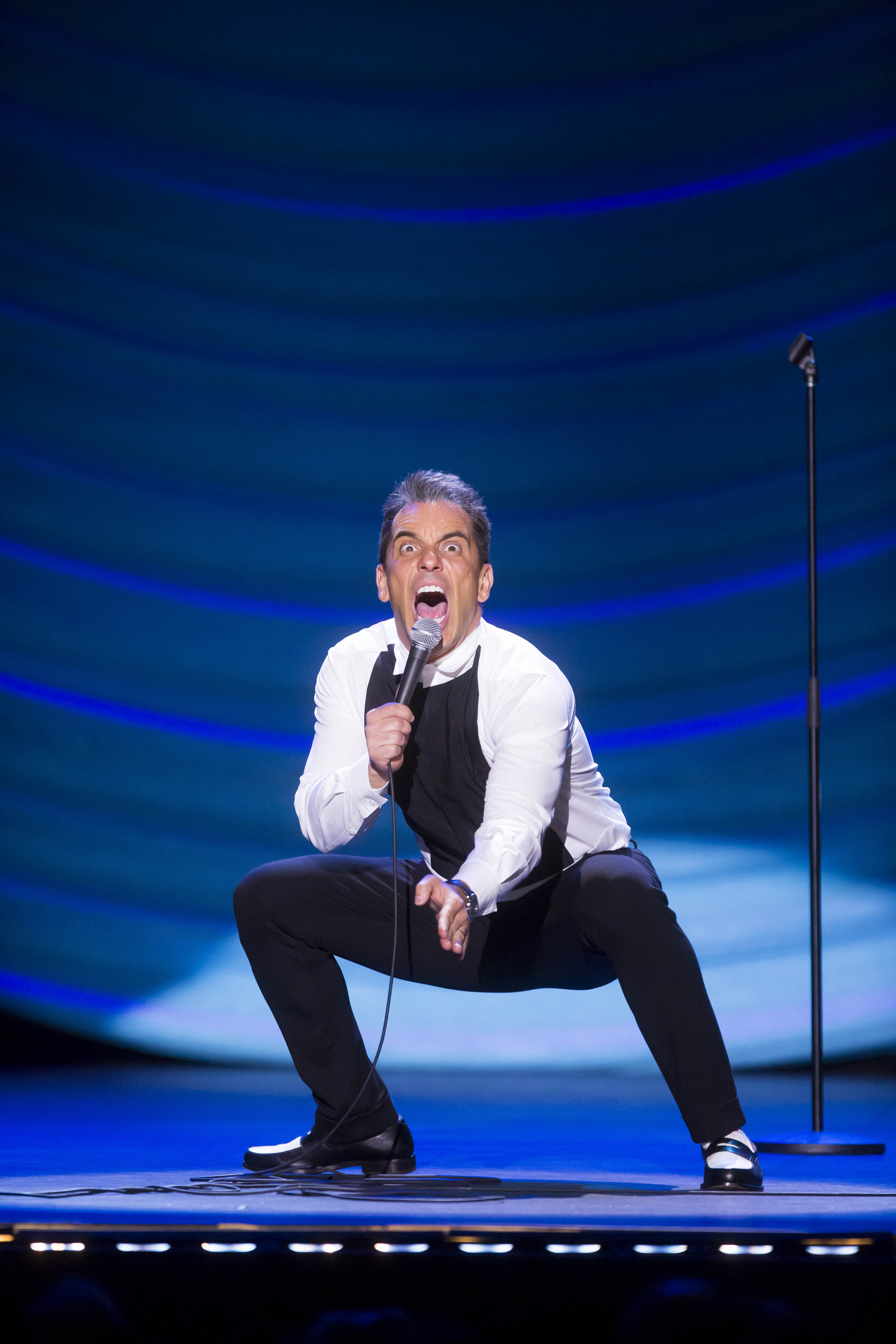 Sebastian Maniscalco Why Would You Do That Tour